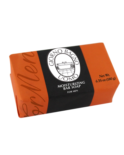 Details of the product Moisturizing Bar Soap For Men - Ristretto - Net Wt. 6.35 oz ( 180 g )