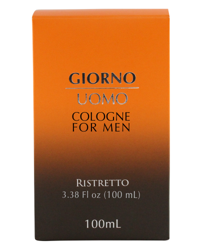 Details of the product Giorno Uomo - Cologne For Men Ristretto Net Wt. 3.38 fl  ( 100 mL )